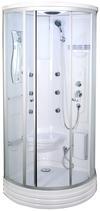 Kabina prysznicowa z hydromasażem 6015 DUSCHY