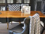 Poduszki i koce Black&White MILOO HOME - zdjęcie 2