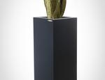 Donica stalowa Cubi Antracite 80h + wkład DONICESTALOWE.PL - zdjęcie 12