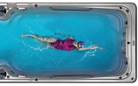 Basen z przeciwprądem Aquatrainer Swim SPA IX 14 HYDROPOOL