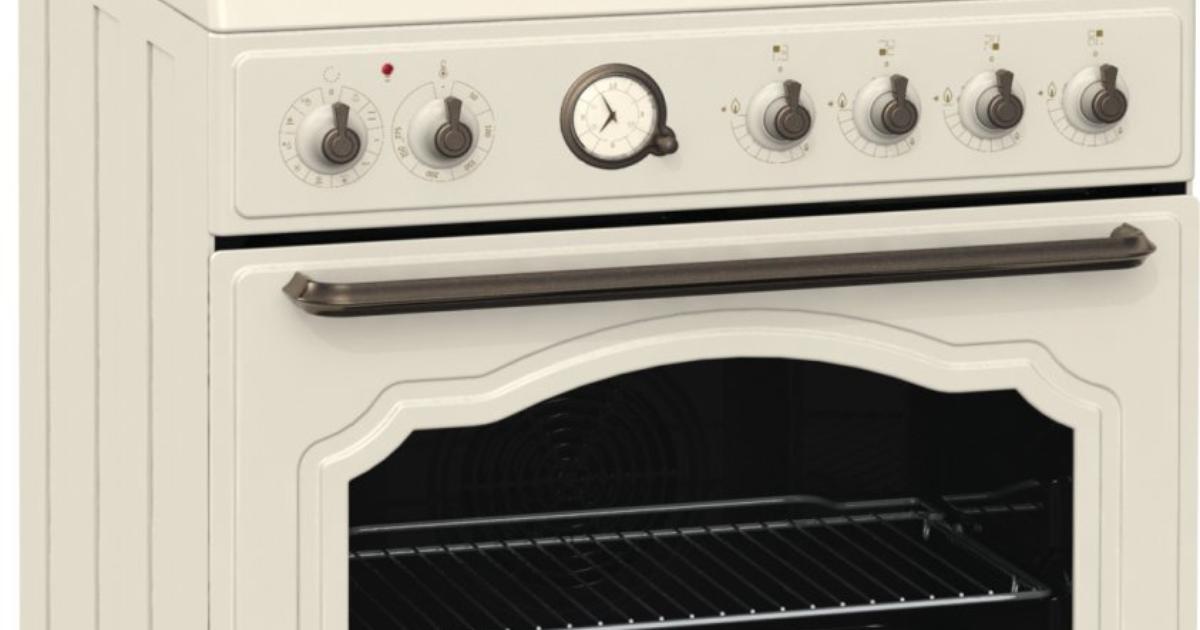Kuchnia gazowo elektryczna K67CLI GORENJE  Sprawdź na Stronywnetrza urzadzam   -> Kuchnia Elektryczna Turystyczna