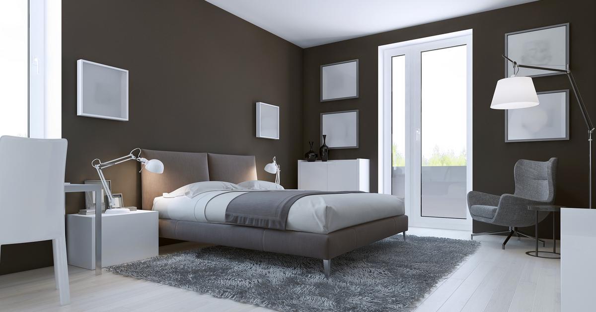 Pomysł Na Sypialnię Styl Minimalistyczny
