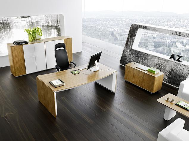 Aranżacja biura. Meble biurowe w ergonomicznej szacie