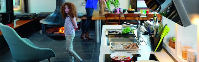 Sprzędt AGD do kuchni – zasady ergonomii